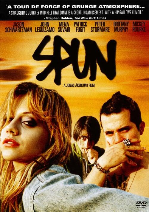Spun - Movie Poster