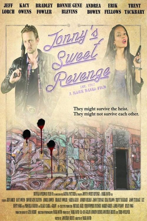 Jonny's Sweet Revenge - Movie Poster