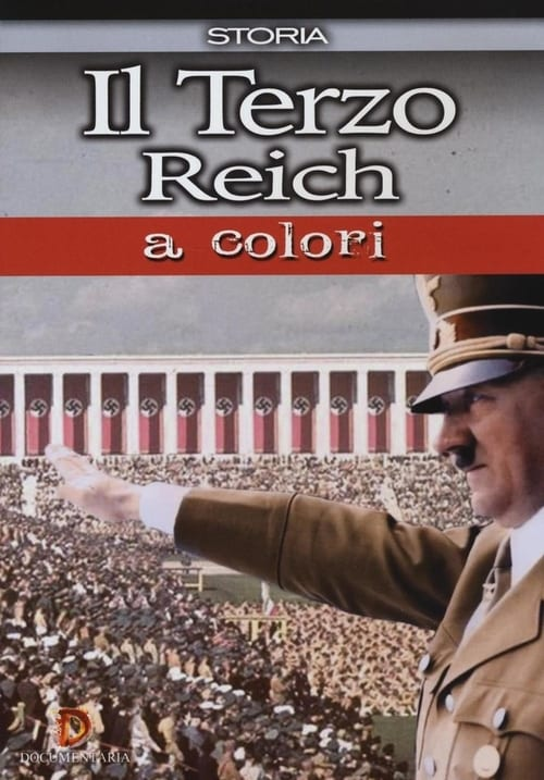 The Third Reich In Color - Movie Poster