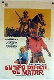 Hard Breed to Kill - Movie Poster