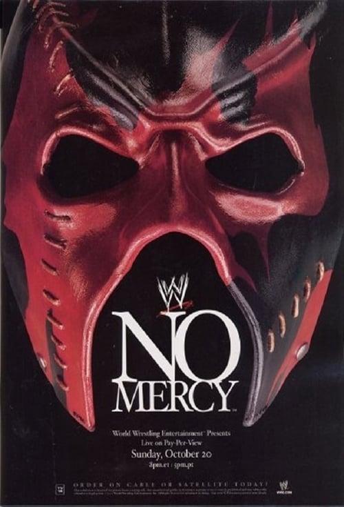 WWE No Mercy 2002 - Movie Poster