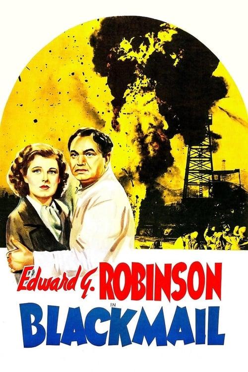Blackmail - Movie Poster