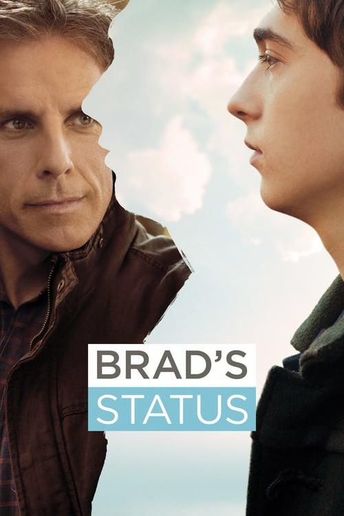 Brad's Status - Movie Poster