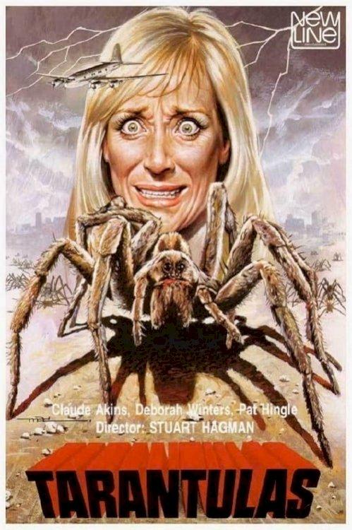 Tarantulas: The Deadly Cargo - Movie Poster