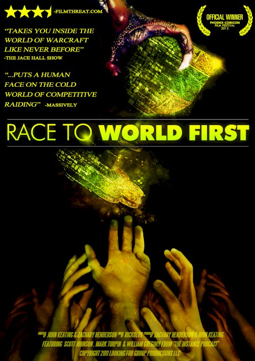 Race to World First - Movie Poster