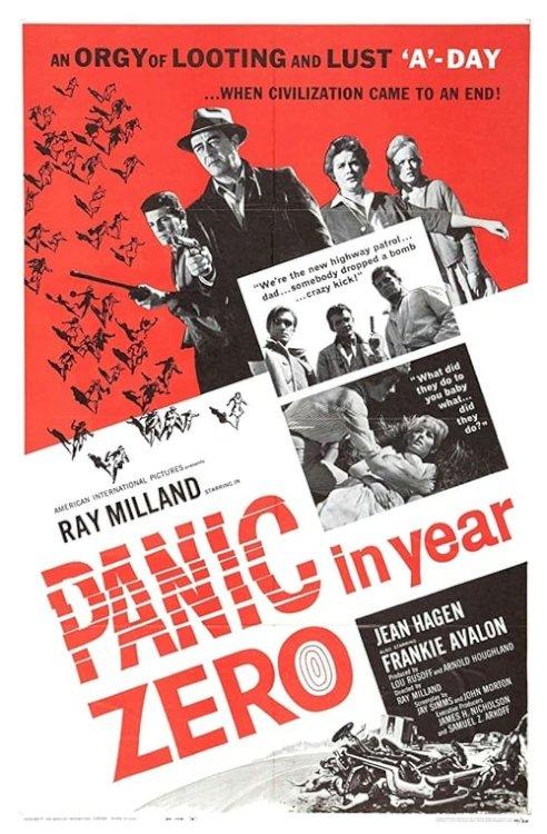 Panic in Year Zero! - Movie Poster