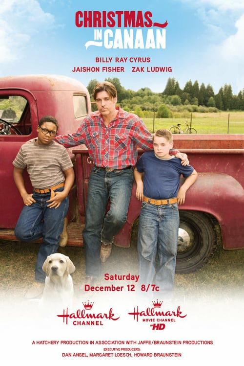 Christmas in Canaan - Movie Poster