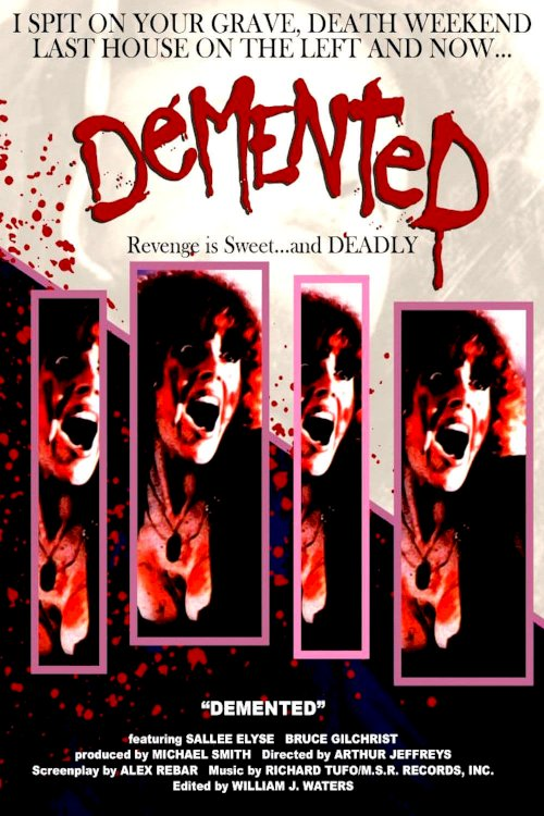 Demented - Movie Poster