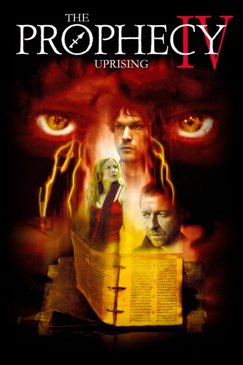 The Prophecy: Uprising - Movie Poster