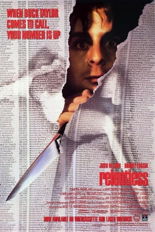 Relentless - Movie Poster
