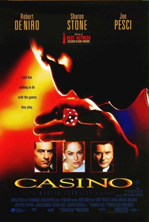Casino - Movie Poster