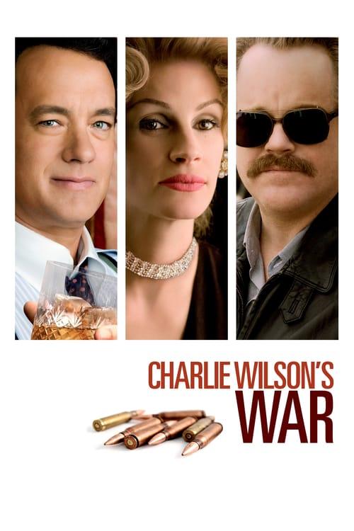 Charlie Wilson's War - Movie Poster