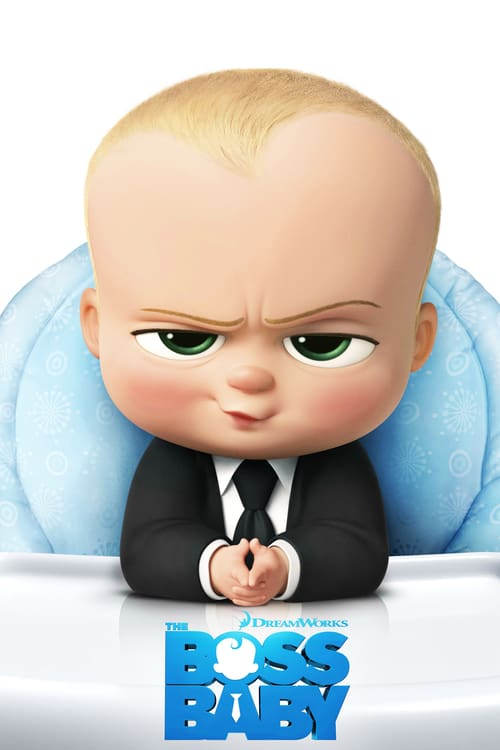 The Boss Baby - Movie Poster
