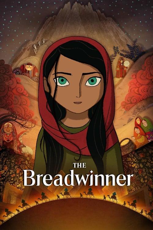 The Breadwinner - Movie Poster