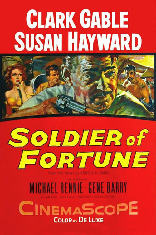 Soldier of Fortune - Movie Poster