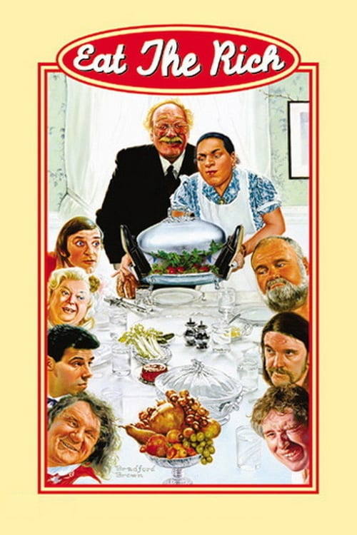 Eat the Rich - Movie Poster