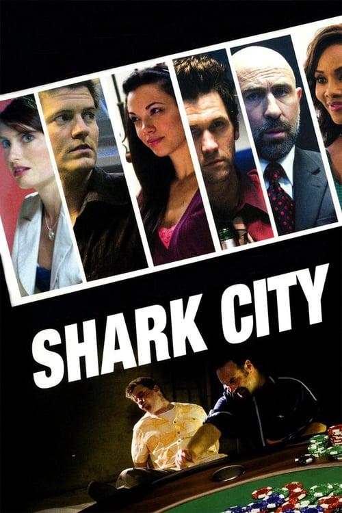 Shark City - Movie Poster