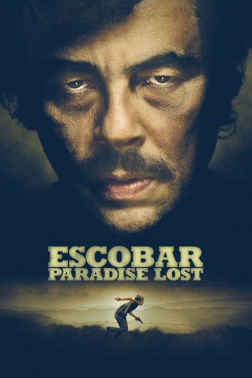 Escobar: Paradise Lost - Movie Poster