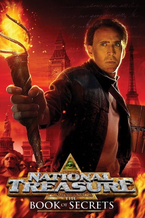 National Treasure: Book of Secrets - Movie Poster