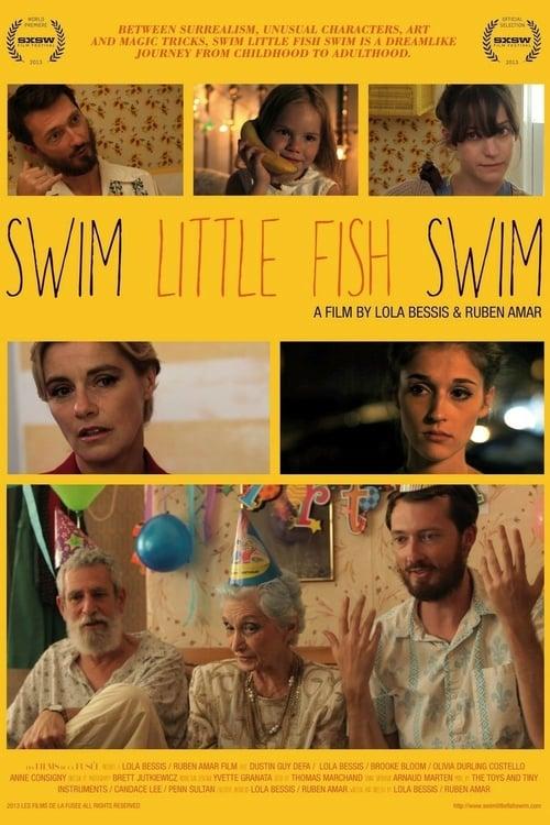 Swim Little Fish Swim - Movie Poster