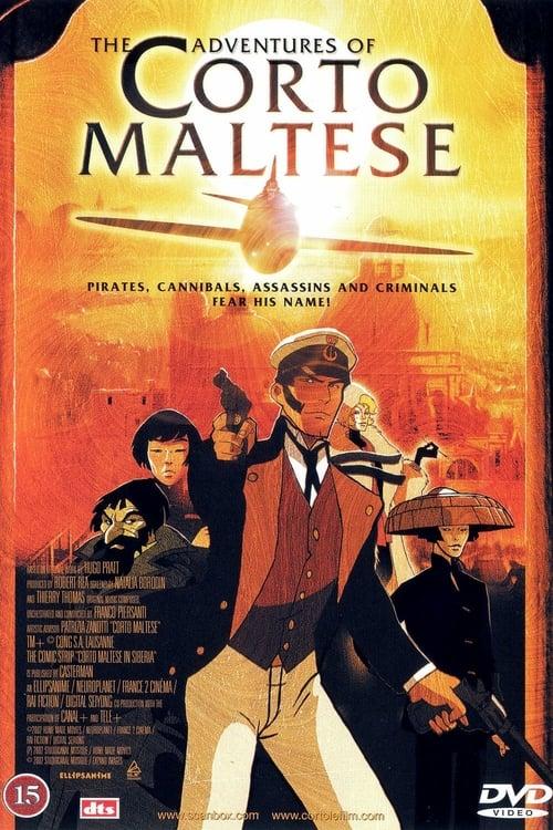 Corto Maltese in Siberia - Movie Poster