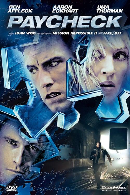 Paycheck - Movie Poster