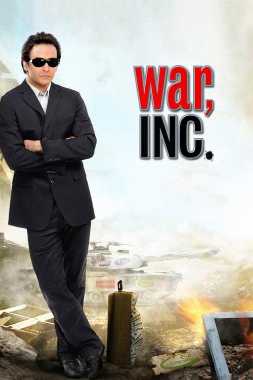 War, Inc. - Movie Poster
