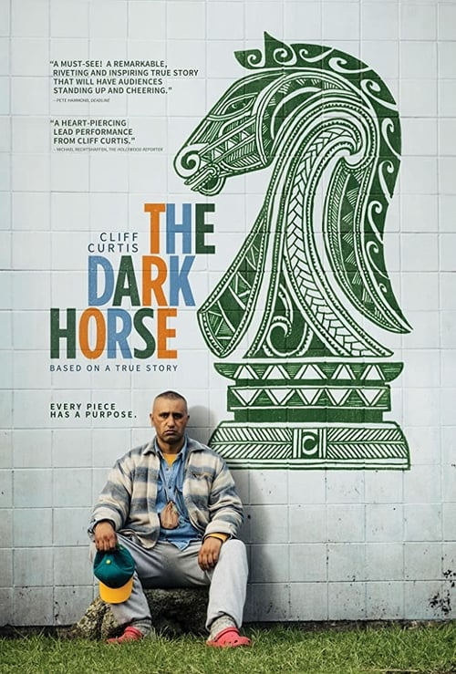 The Dark Horse - Movie Poster