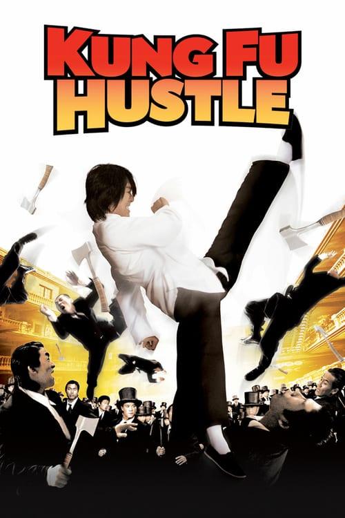 Kung Fu Hustle - Movie Poster