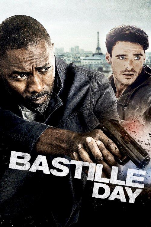 Bastille Day - Movie Poster
