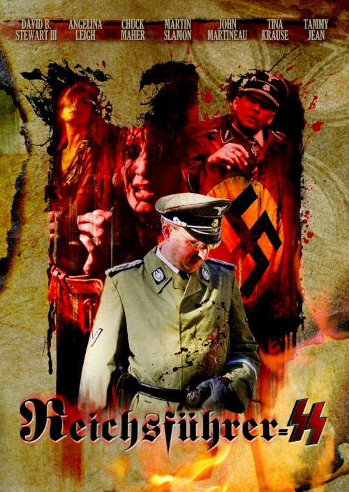 Nazi Hell - Movie Poster