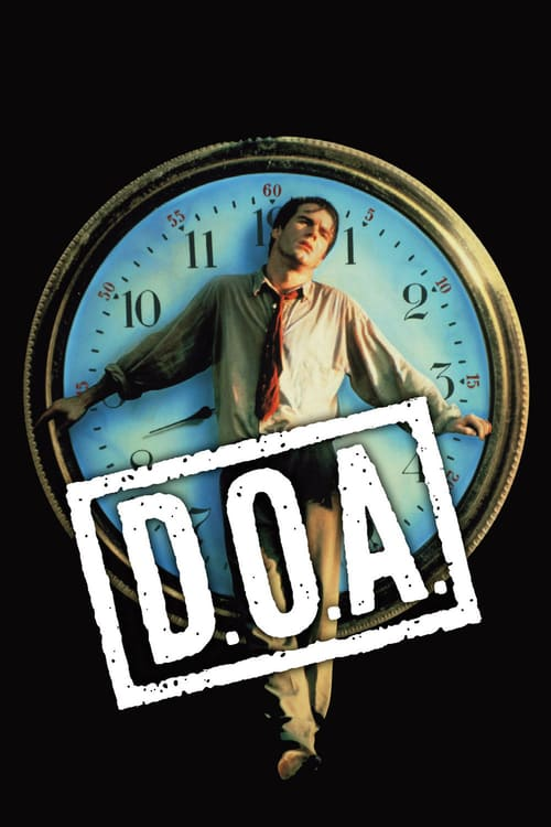 D.O.A. - Movie Poster