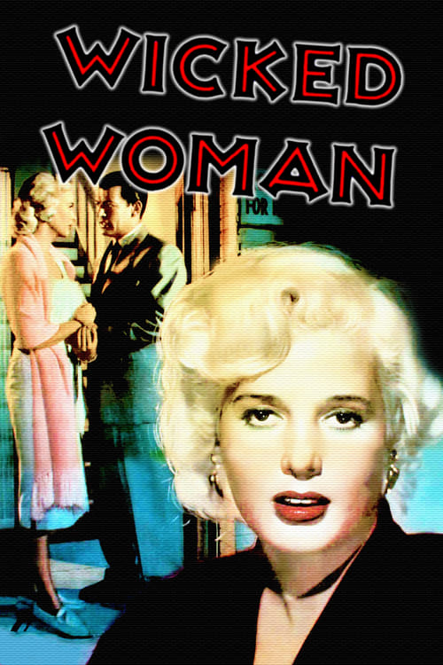Wicked Woman - Movie Poster