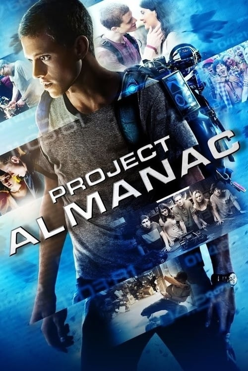 Project Almanac - Movie Poster