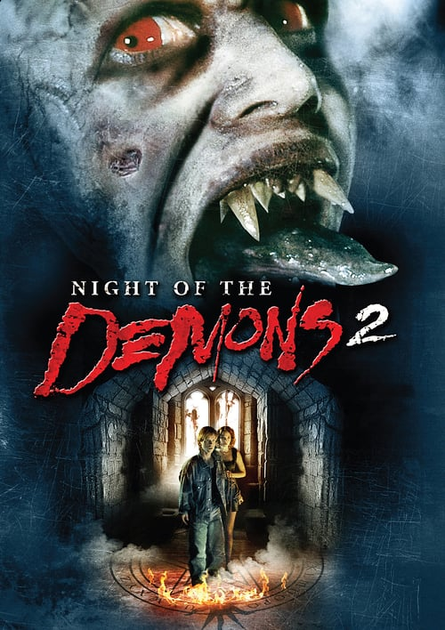 Night of the Demons 2 - Movie Poster