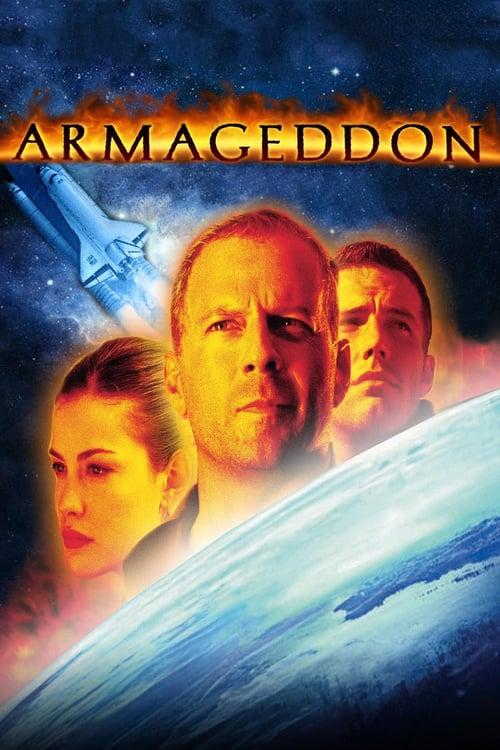 Armageddon - Movie Poster