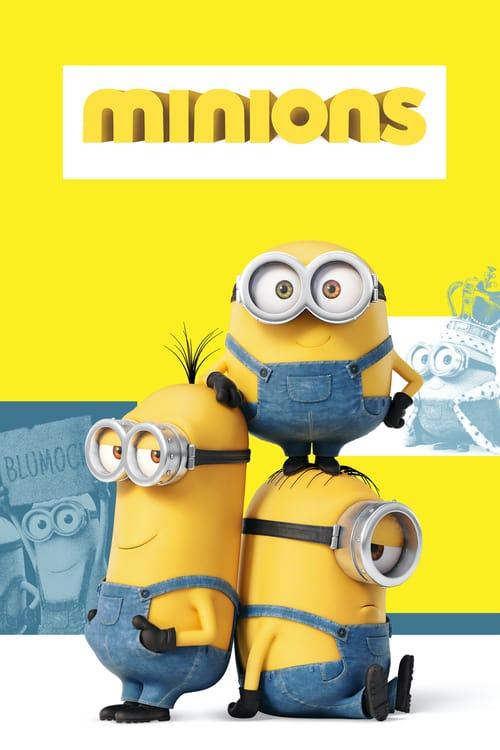 Minions - Movie Poster