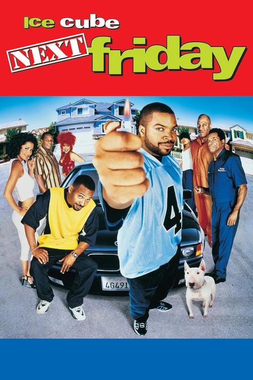 Next Friday - Movie Poster