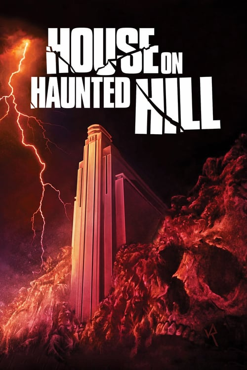 House on Haunted Hill - Movie Poster