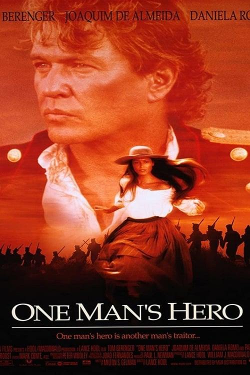 One Man's Hero - Movie Poster