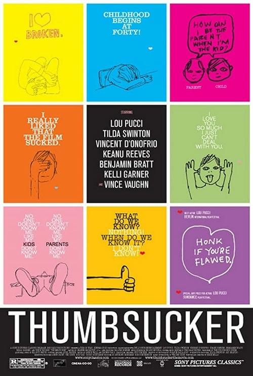 Thumbsucker - Movie Poster