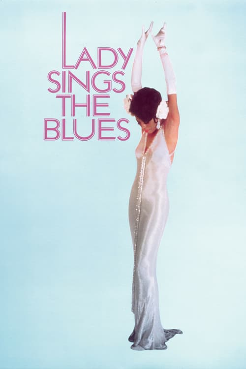 Lady Sings the Blues - Movie Poster