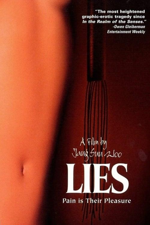 Lies - Movie Poster