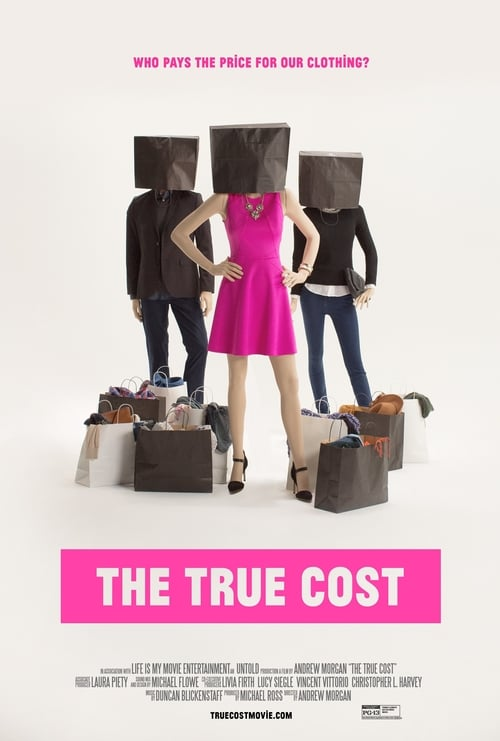 The True Cost - Movie Poster