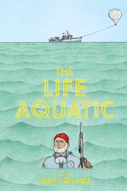 The Life Aquatic with Steve Zissou - Movie Poster
