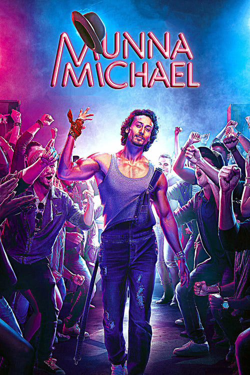Munna Michael - Movie Poster