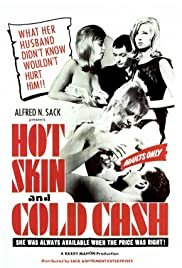 Hot Skin, Cold Cash - Movie Poster