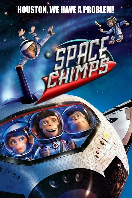Space Chimps - Movie Poster
