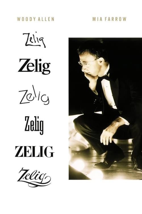 Zelig - Movie Poster
