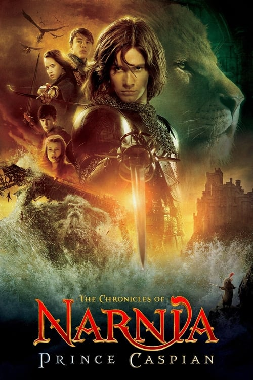 The Chronicles of Narnia: Prince Caspian - Movie Poster